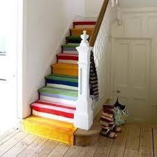 Ikea stairwell bigger